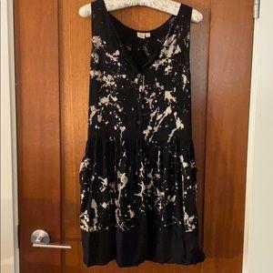 Urban Renewal Acid Wash Dress